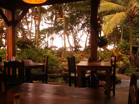 Hotel Banana Azul : On-site meals were very reasonably priced and always delicious