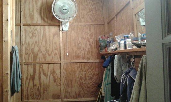 Len Foote Hike Inn: 20160729_204753_large.jpg