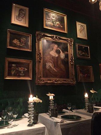 Hotel Sacher Wien: Restaurant Anna Sacher
