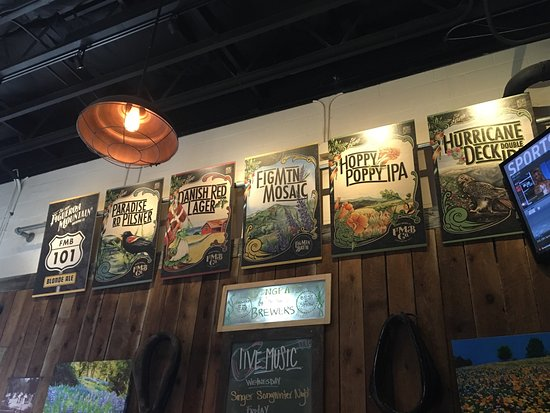 Food And Drink: Picture Of Figueroa Mountain Brewery, Santa