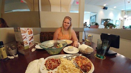 Olive Garden Abilene Menu Prices Restaurant Reviews