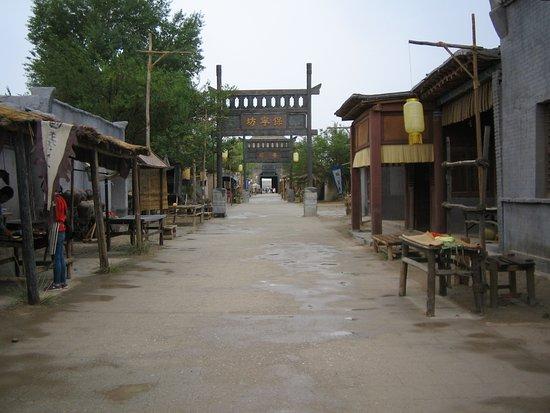 Imagen de Duhuang Ancient City Ruins