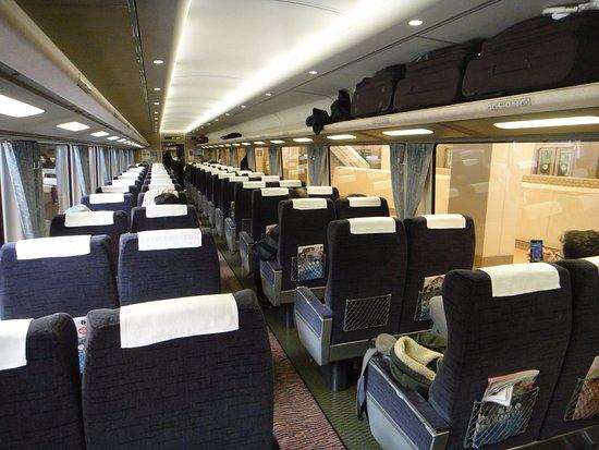 Kanto (område), Japan: Interior, featuring panoramic windows