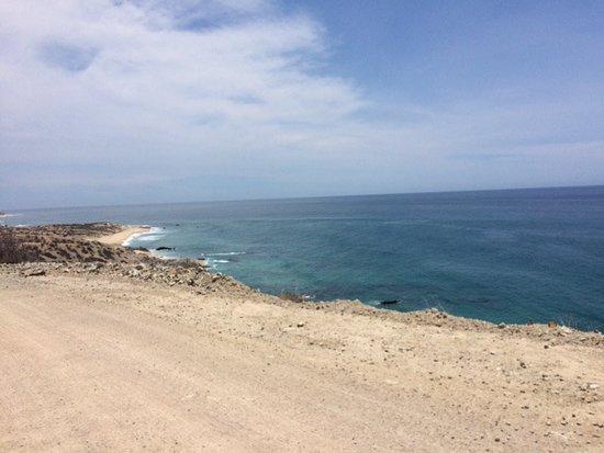 Los Frailes, Mexico: East Cape View
