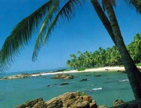 Kozhikode, Indie: Payyoli Beach