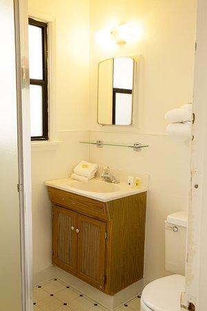 June Lake Villager: Standard bathroom