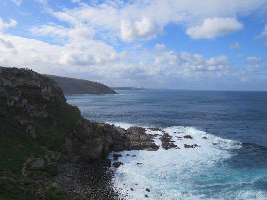 Parque nacional Flinders Chase: views from admirals arch walk