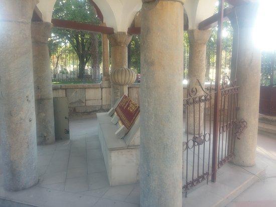 Aksehir, Τουρκία: nasreddin hoca türbesi (14.07.2016, akşehir)