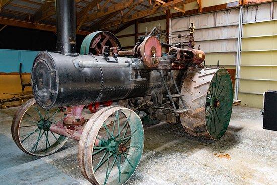 Alexandria, MN: Steam Tractor