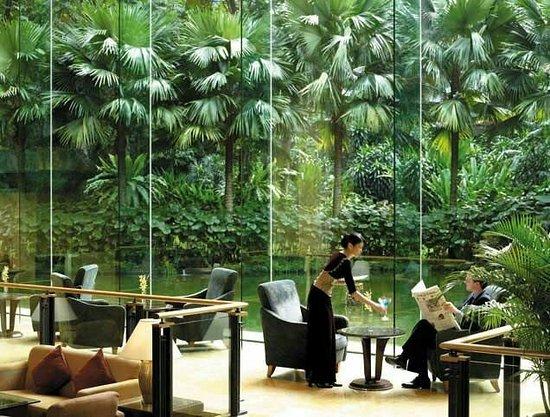 شانجري - لا هوتل - كوالالمبور: Pure luxury ...