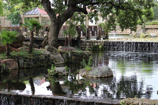 Horseshoe Bay, TX: Meditation Garden
