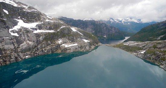 Nimmo Islet, Canadá: heli-adventure