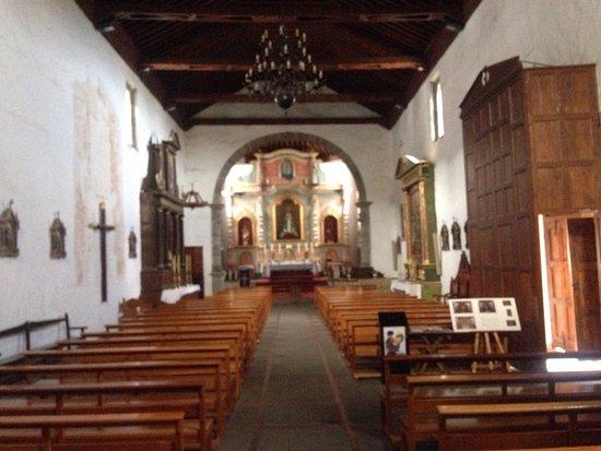 Vilaflor, España: Поездка в Вилафлор 30 июля была приятной, но слегка знойной