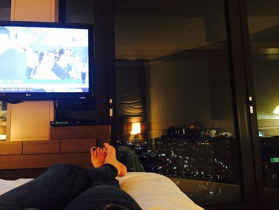 Sheraton Seoul D Cube City Hotel Bild