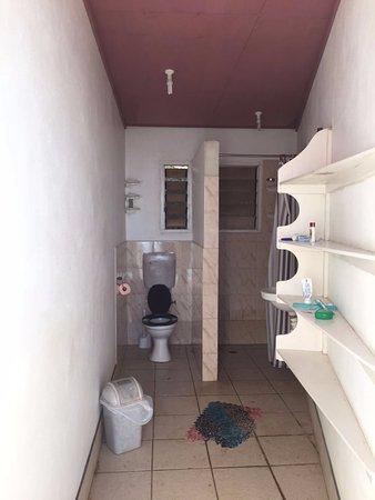 Rakiraki, Fiji: not functioning flush