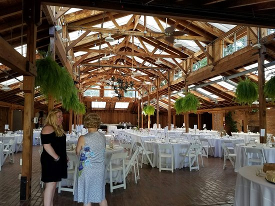 Kiana Lodge: Beautiful place for weddings!