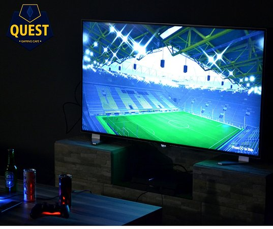 Quest Gaming Cafe