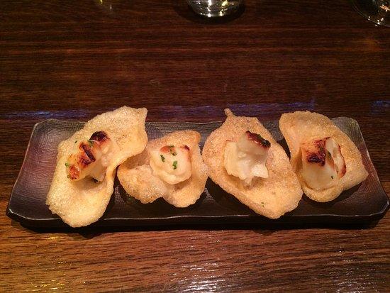 Sake Restaurant & Bar: Miso cod chips