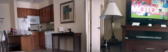Staybridge Suites McAllen: Panoramica de la habitacion