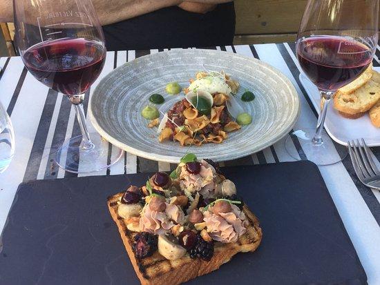 Chez Victoire, Bistro de Quartier : Appetizers at chez victorie