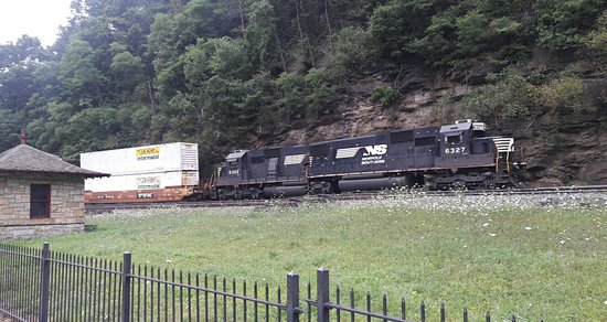 Horseshoe Curve National Historic Landmark照片