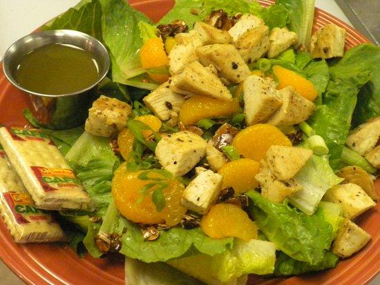 West Des Moines, IA : Citrus Chicken Salad