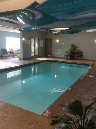 BEST WESTERN PLUS Walkerton Hotel & Conference Centre : Indoor pool