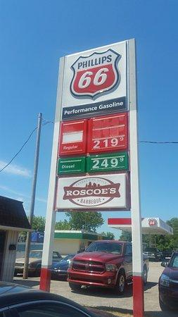 Edwardsville, KS: Roscoe's