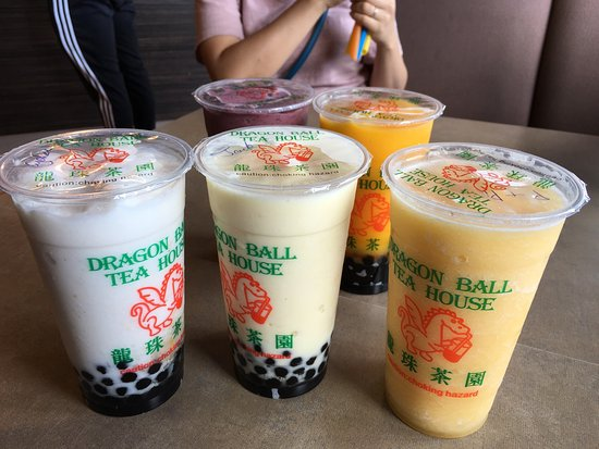 Photo of Restaurant Dragon Ball Tea House at 1007 King Edward Ave W, Vancouver V6H 1Z3, Canada