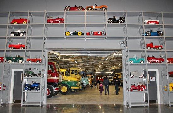 Invercargill, Nova Zelândia: Wonderful Collection Of Pedal Cars