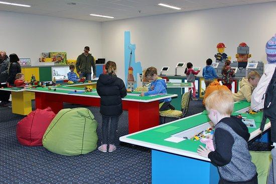 Invercargill, Nova Zelândia: Playroom - A Kid's Paradise
