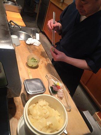 Janome Sushi, Honten: photo1.jpg