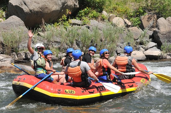 Canon City, Kolorado: Performance Tours Rafting
