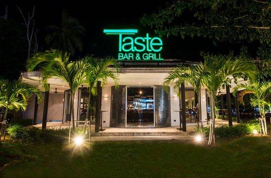 Taste Bar & Grill: Taste Cover