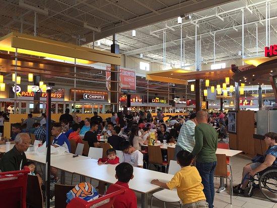 Ontario Mills Food Court Restaurants