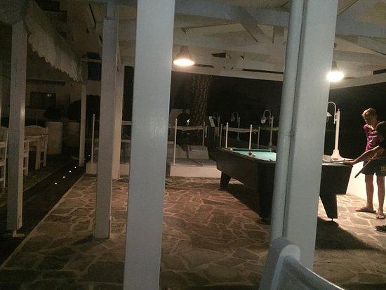 Tasmaria Hotel Apts.: Das kann man sehen wenn man 300m läuft