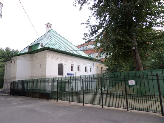 Chambers at Sredniy Ovchinnikovskiy Lane