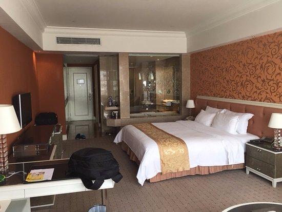 Foto de Qiushuishan Grand Hotel
