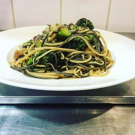 Antrim, UK: Veggie Option