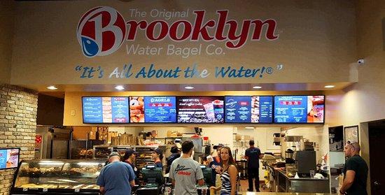 Original Brooklyn Water Bagel Company Boca Raton