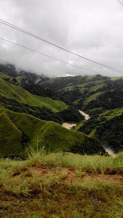 Nongstoin, Índia: Wah Rilang