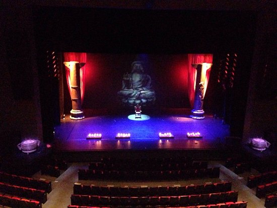 MasterCard Theatres
