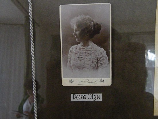 Brno, Repubblica Ceca: la moglie Olga