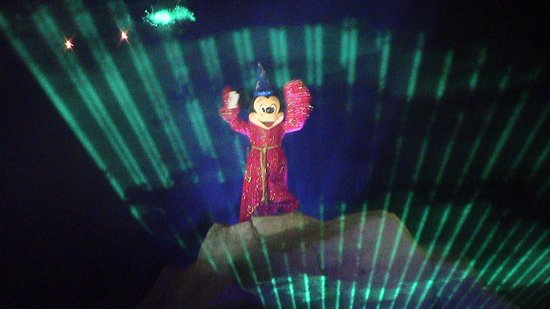 Fantasmic!: Mickey in Fantasmic