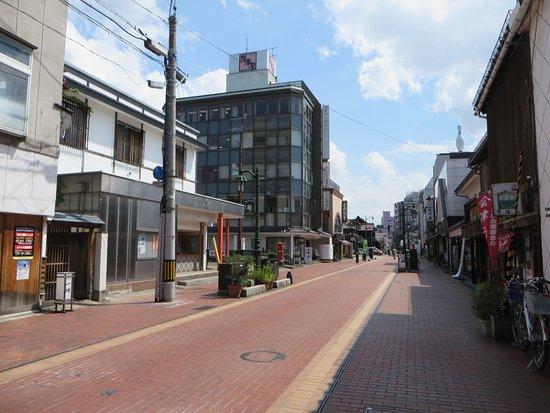 Noguchi Hideyo Seishun Street