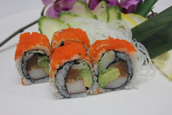 Hokkaido Sushi: Ordinary