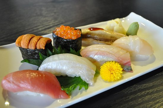 Hokkaido Sushi: Overall Quality is Average