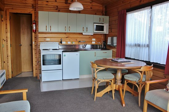 Chalets Motel: Excellent Facilities