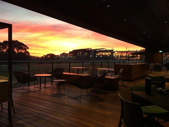 Wembley Downs, Australien: balcony at sunrise