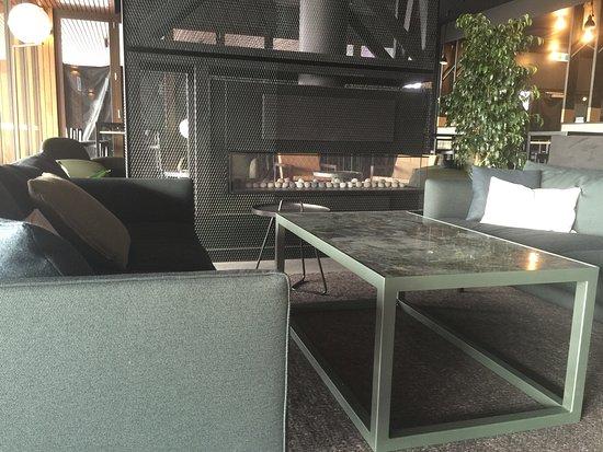 Wembley Downs, Australien: fireside sofa